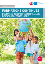 Brochure ONE 2019-2020 3-12ans